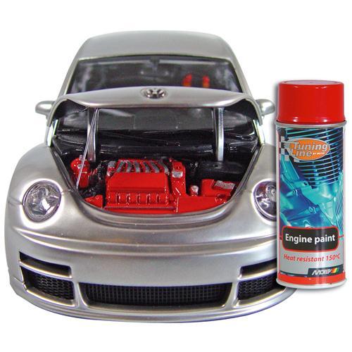 MOTIP - barva na motory ve spreji - červená, 400 ml