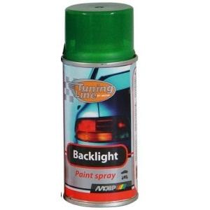 MOTIP - ztmavovač na koncová světla - zelený sprej, 150 ml