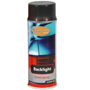 MOTIP - ztmavovač na koncová světla - černý sprej, 400 ml