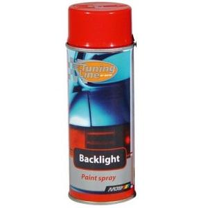 MOTIP - ztmavovač na koncová světla - červený sprej, 150 ml