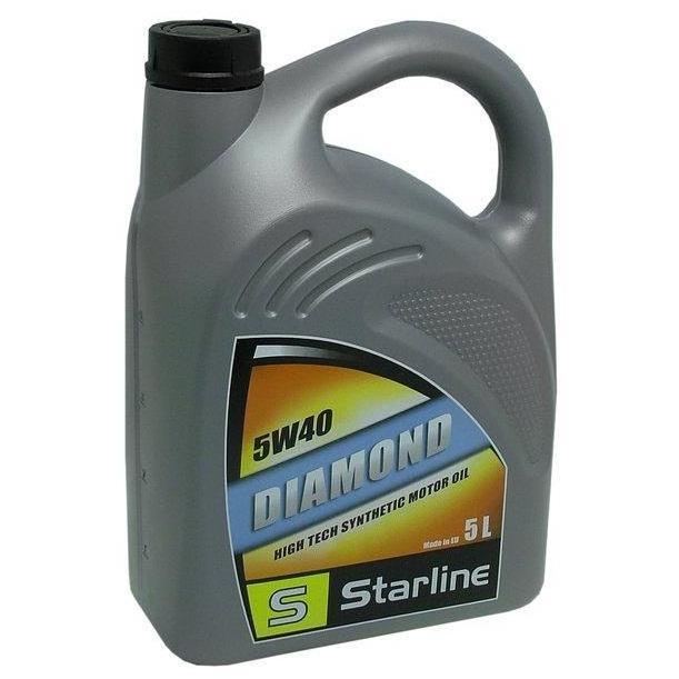Motorový olej STARLINE DIAMOND 5W40