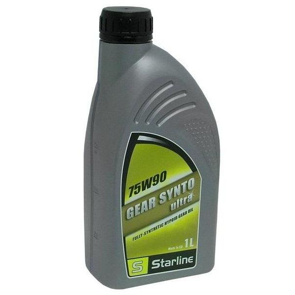 Převodový olej STARLINE GEAR SYNTO ULTRA 75W/90, balení 1 litr