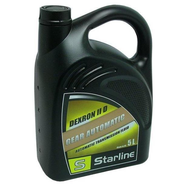 Převodový olej STARLINE GEAR AUTOMATIC, balení 5 litrů