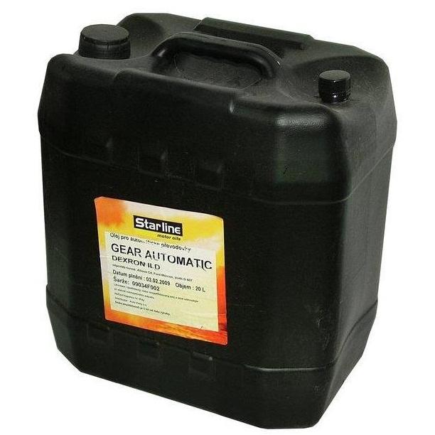 Převodový olej STARLINE GEAR AUTOMATIC, balení 20 litrů