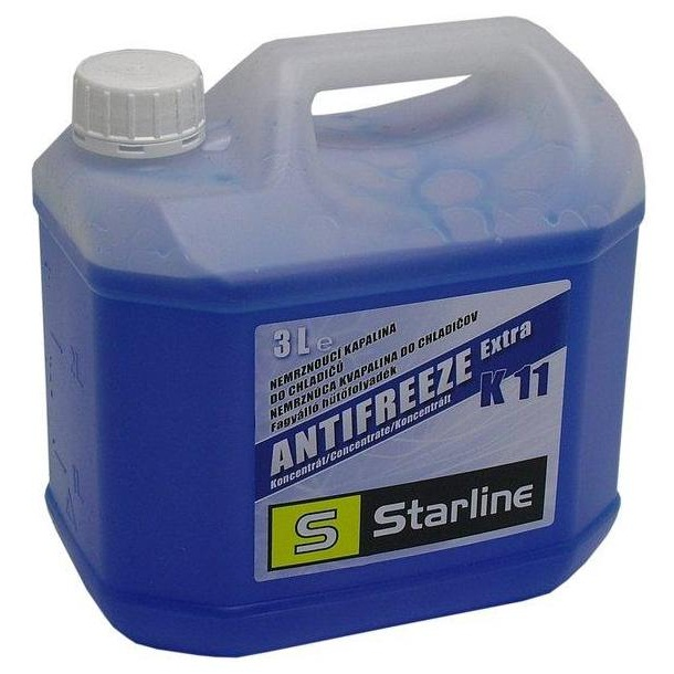 Nemrznoucí směs STARLINE K11, balení 3 litry