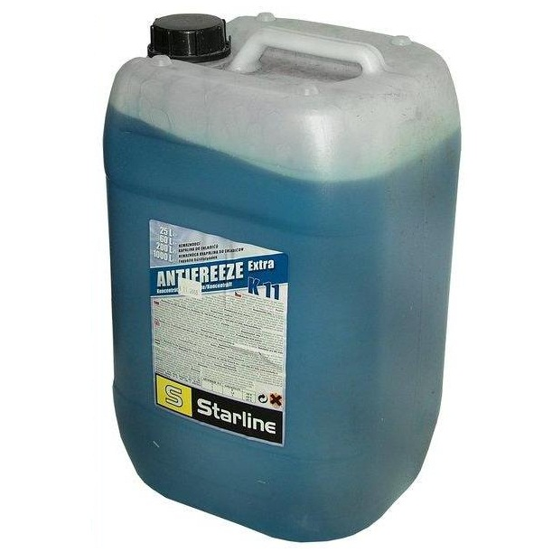 Nemrznoucí směs STARLINE K11, balení 25 litrů