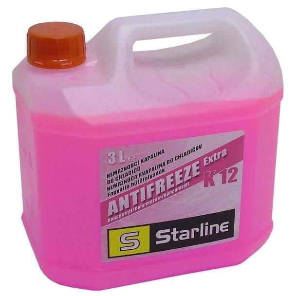 Nemrznoucí směs STARLINE K12, balení 3 litry