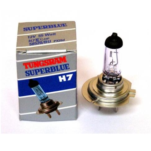 Autožárovka H7 - SuperBlue 12V 55 Watt