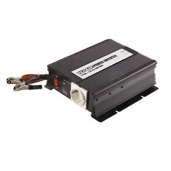 Měnič napětí 12V/220V - trvalá zátěž 600W