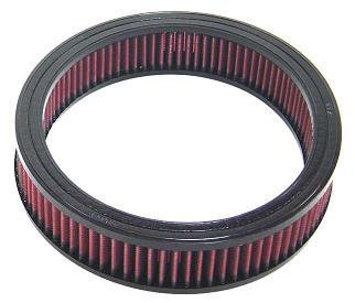 Sportovní filtr KN Audi 80, 1.9L, typ motoru 1.9L L4 CARB, r.v. 81-86