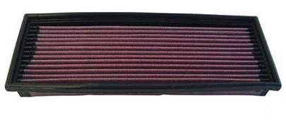 Sportovní filtr KN Audi 80 Quattro, 2.3L, typ motoru 2.3L L5 F/I, r.v. 88-92