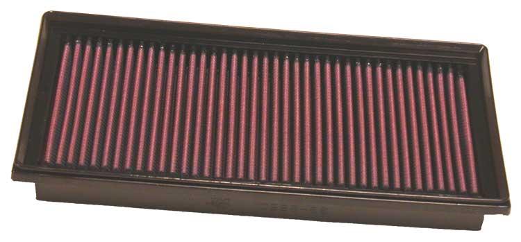 Sportovní filtr KN Škoda Fabia, typ motoru 1.2l, r.v. 02-04