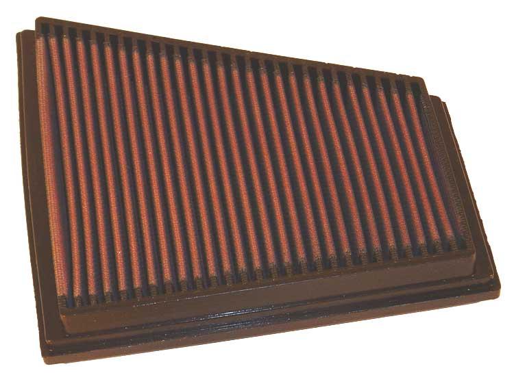 Vzduchový filtr KN Škoda Fabia, typ motoru 1.2l, r.v. 07