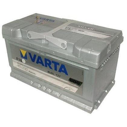 Autobaterie Varta SILVER dynamic , 85Ah P, s.p. 800A ,12V