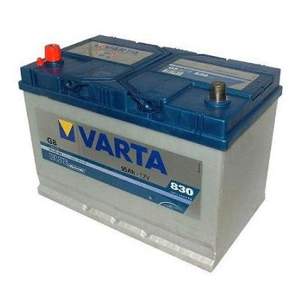 Autobaterie Varta BLUE dynamic, 95Ah L, s.p. 830A ,12V