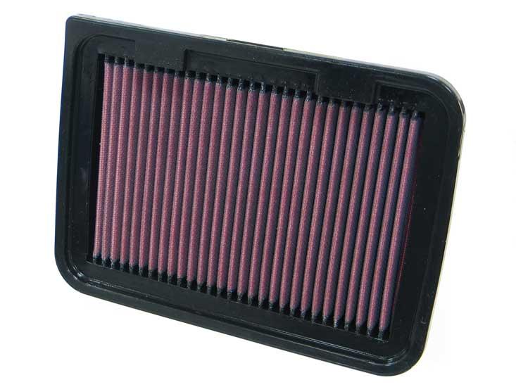 Sportovní filtr KN Toyota Yaris, 1.5L, typ motoru 1.5L L4 F/I, r.v. 06-10