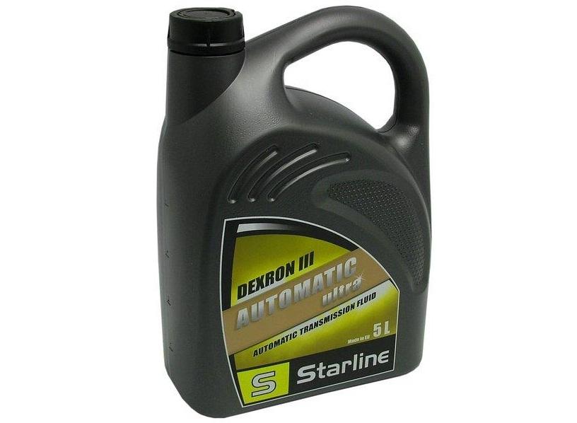 Převodový olej AUTOMATIC ULTRA, balení 5 litrů