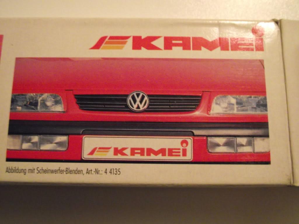 Lišta přední masky VW Golf III - VÝPRODEJ
