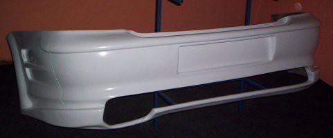Zadní nárazník Opel Vectra B, laminát - VÝPRODEJ