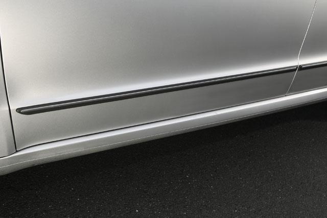 Milotec ochranné lišty bočních dveří, Škoda Superb II.