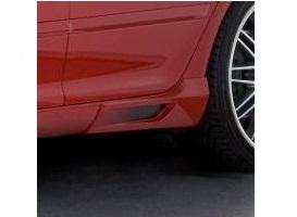Milotec BODY-KIT RS rozšíření prahů, ABS-černý, Škoda Octavia II RS