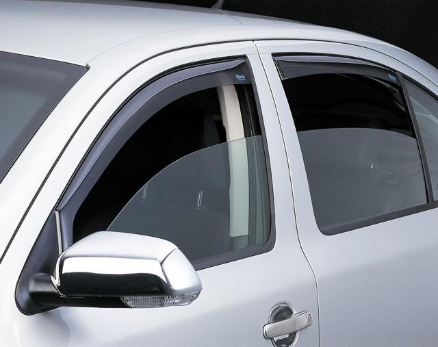 Větrné clony (ofuky) - zadní, Škoda Octavia II. Lim., Škoda Octavia II Facelift Lim. - VÝPRODEJ !!!