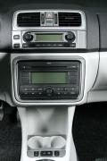 Dekor palubní desky exkluzivní, Škoda Fabia II, Škoda Roomster, Climatronic - VÝPRODEJ !!!