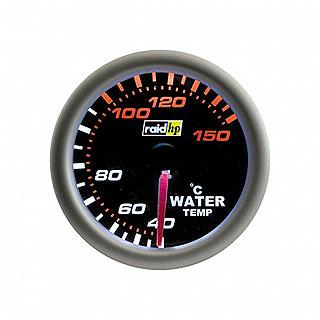 Raid Night flight - přídavný palubní budík teplota vody