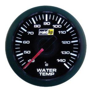 Raid Sport - přídavný palubní budík teplota vody