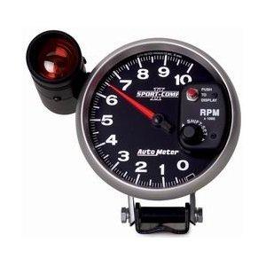 Přídavný otáčkoměr se shift lightem Sport Comp II - 125mm