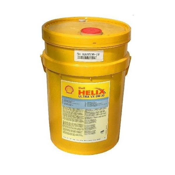 Motorový olej Shell Helix Ultra Extra 5W-30 - 20 litrů