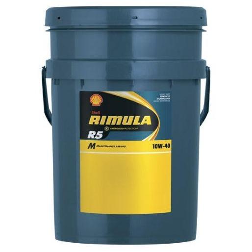 Motorový olej Shell RIMULA R6 M 10W-40 20 L