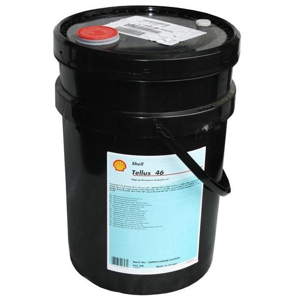 Hydraulické olej Shell TELLUS S2 V 46 - 20 litrů
