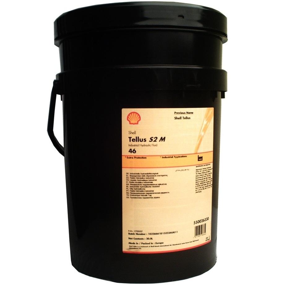 Univerzální olej Shell TELLUS S2 M 46 - 20 litrů