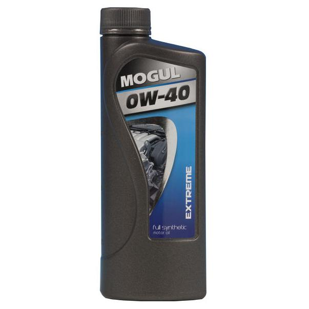 Motorový olej MOGUL EXTREME 0W-40 - 1 litr