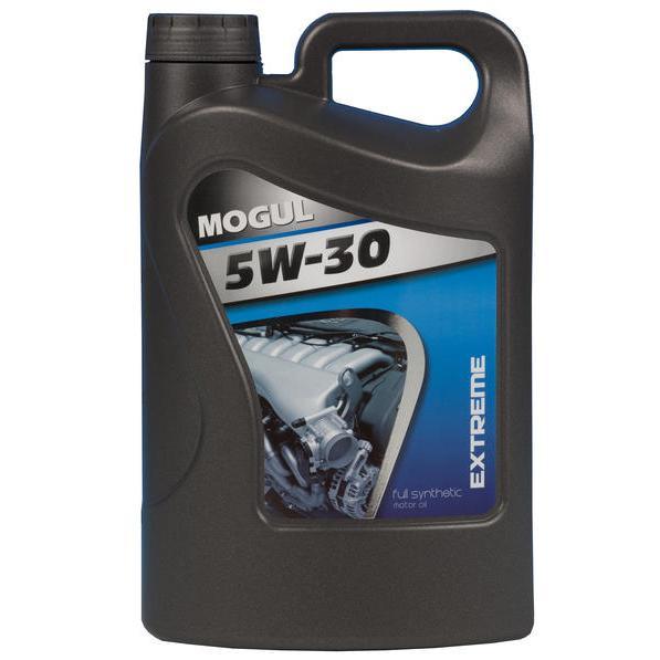 Motorový olej MOGUL EXTREME 5W-30 - 4 litry