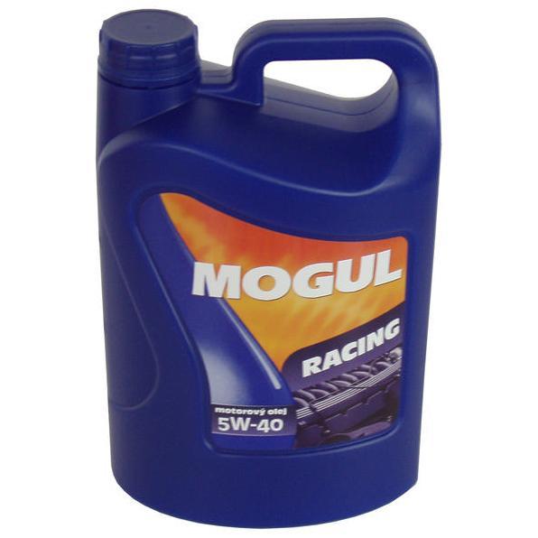 Výkonový syntetický motorový olej Mogul Racing 5W-40 - 4 litry