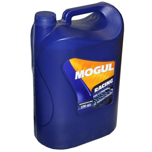 Výkonový syntetický motorový olej Mogul Racing 5W-40 - 10 litrů