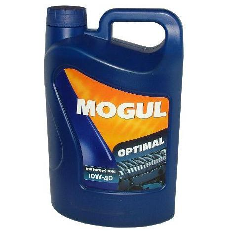Polosyntetický motorový olej Mogul Optimal 10W-40 - 4 litry