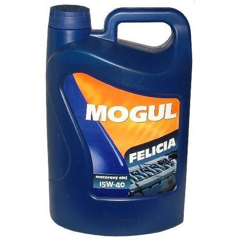 Motorový olej Mogul Felicia 15W-40 - 4 litry