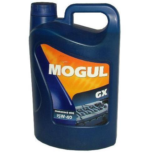 Minerální motorový olej Mogul GX 15W-40 - 4 litry