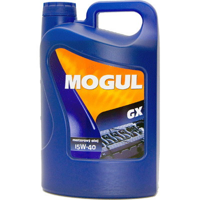 Minerální motorový olej Mogul GX 15W-40 - 10 litrů