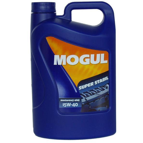 Minerální motorový olej Mogul Super Stabil 15W-40 - 4 litry