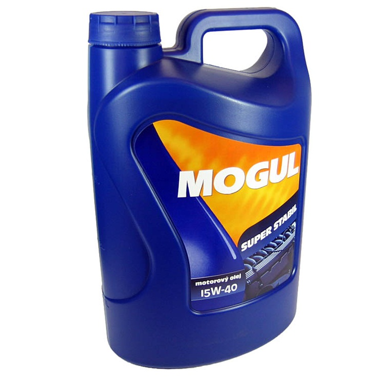 Minerální motorový olej Mogul Super Stabil 15W-40 - 10 litrů