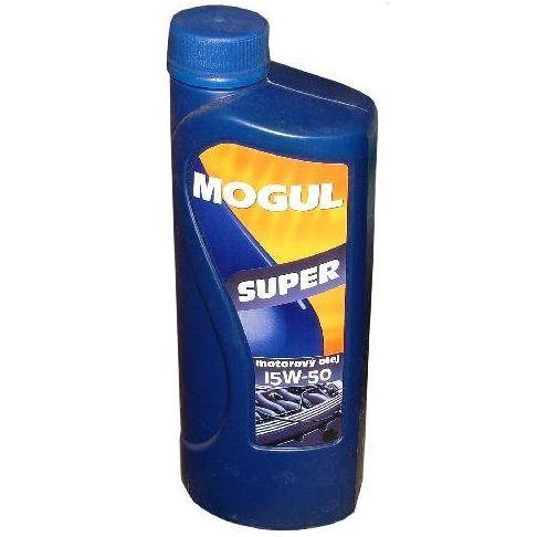 Motorový olej Mogul Super 15W-50 - 1 litr