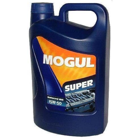 Motorový olej Mogul Super 15W-50 - 4 litry