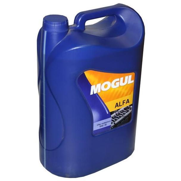 Vysokootáčkový motorový olej Mogul Alfa SAE 30 - 10 litrů