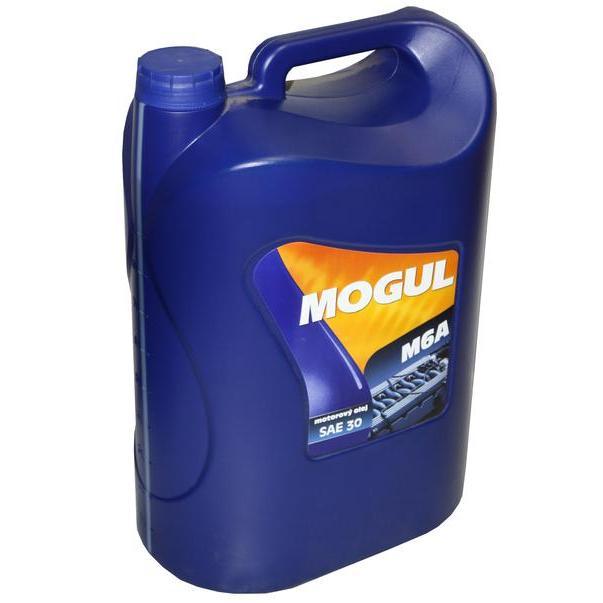 Motorový olej Mogul M 6 A SAE 30 - 10 litrů