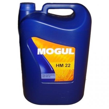 Hydraulický antioxidační olej Mogul HM 22 - 10 litrů