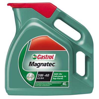 Motorový olej Castrol Magnatec Diesel 5W-40 DPF 4 lt